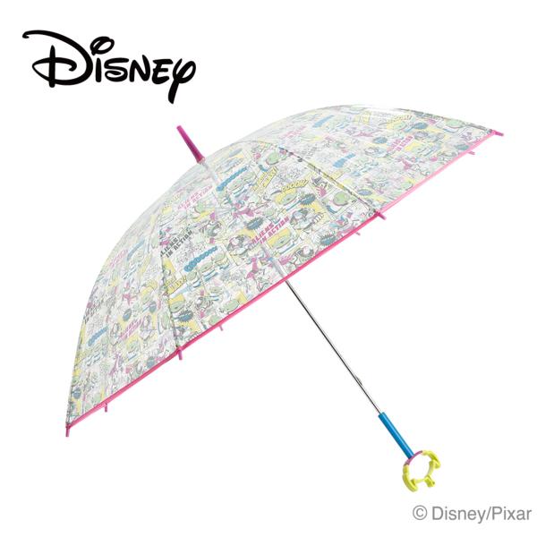 【Disney】キャラクターフレームアンブレラ 60cm 手開き トイストーリー/コミックアクション